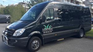 jaertaxi, jærtaxi, drosje, minibuss, bestill minibuss